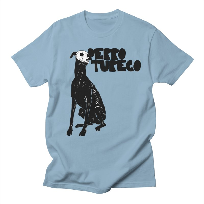 PERRO TURECO Men's Regular T-Shirt by Alexis Ziritt