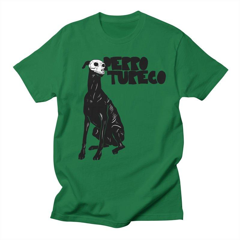 PERRO TURECO Men's Regular T-Shirt by aziritt's Artist Shop