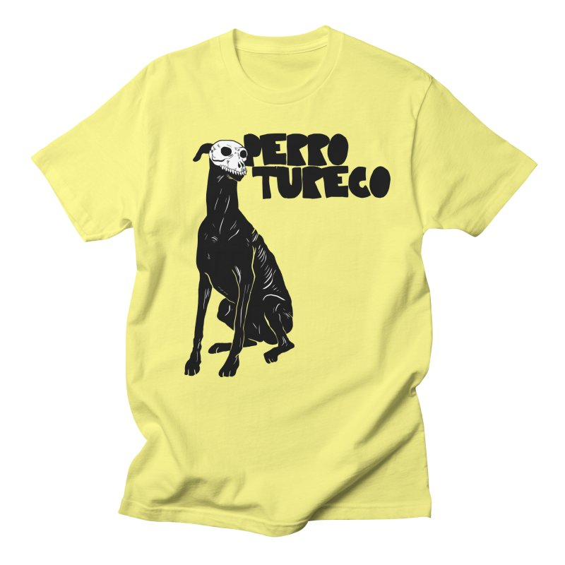 PERRO TURECO Men's T-Shirt by aziritt's Artist Shop