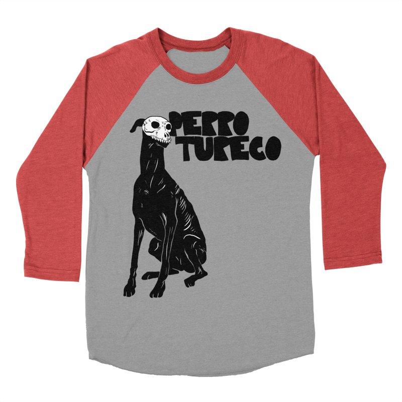 PERRO TURECO Women's Baseball Triblend T-Shirt by aziritt's Artist Shop