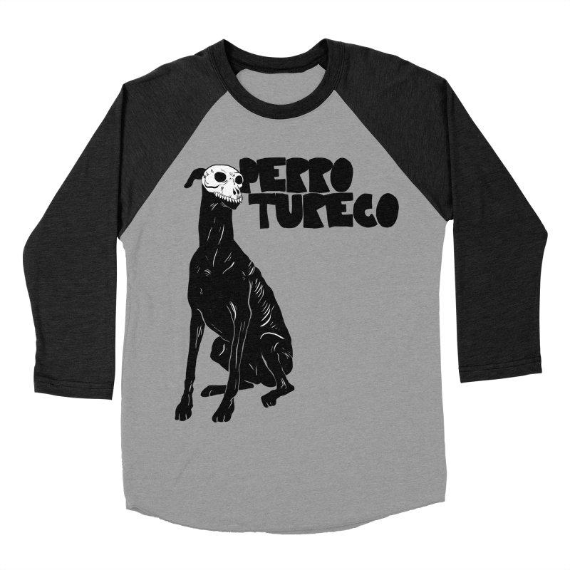 PERRO TURECO Women's Baseball Triblend Longsleeve T-Shirt by aziritt's Artist Shop