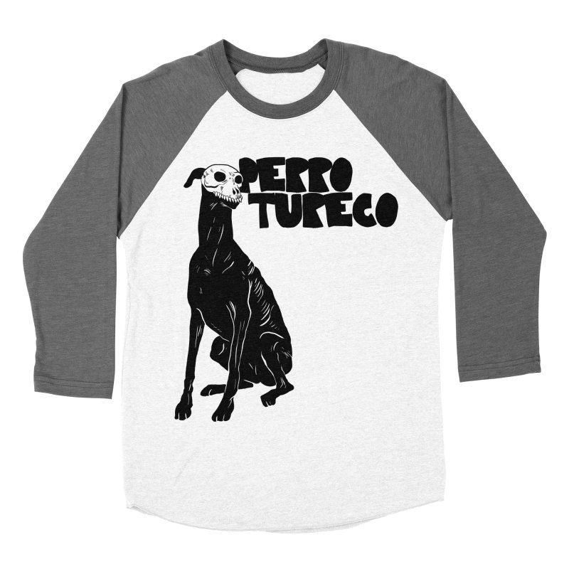 PERRO TURECO Men's Baseball Triblend T-Shirt by aziritt's Artist Shop