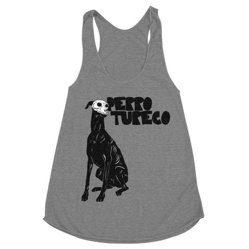PERRO TURECO Women's Tank by Alexis Ziritt