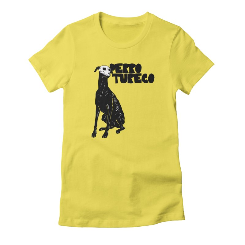 PERRO TURECO Women's T-Shirt by Alexis Ziritt