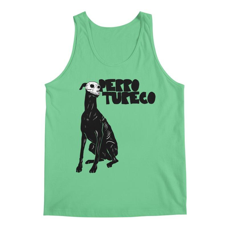 PERRO TURECO Men's Regular Tank by Alexis Ziritt