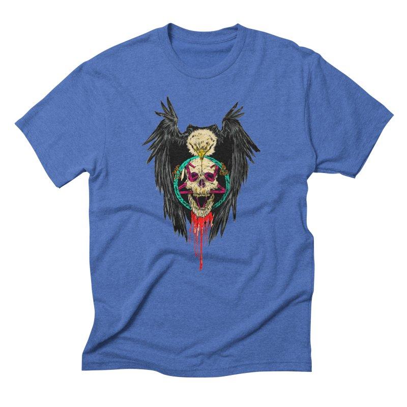 Eagle Of Doom Metal Men's T-Shirt by Alexis Ziritt