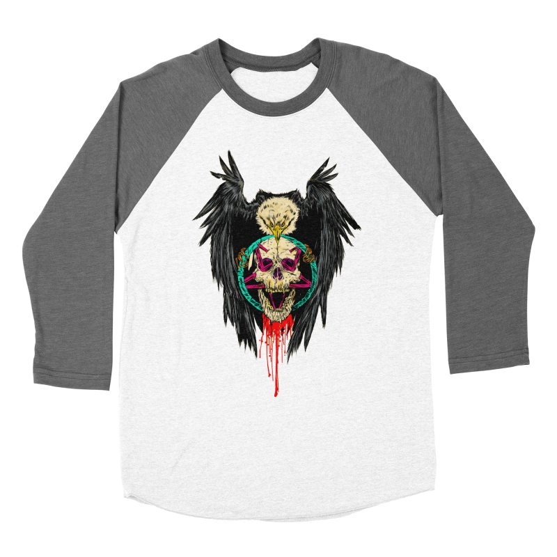Eagle Of Doom Metal Women's Longsleeve T-Shirt by Alexis Ziritt