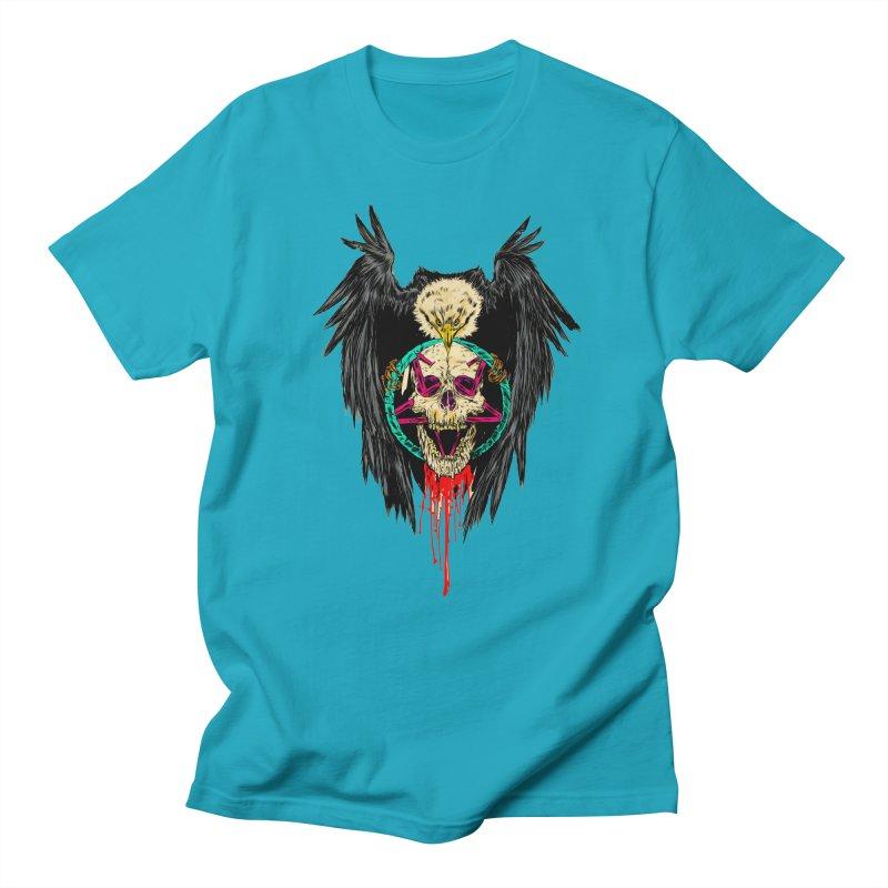 Eagle Of Doom Metal Men's T-Shirt by aziritt's Artist Shop