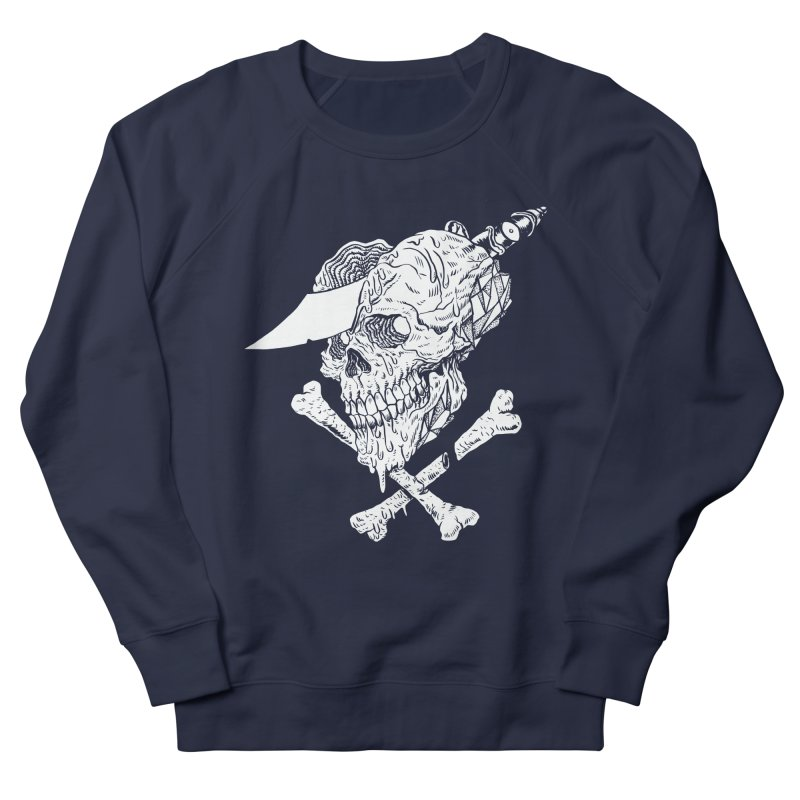 HUESO Women's French Terry Sweatshirt by Alexis Ziritt