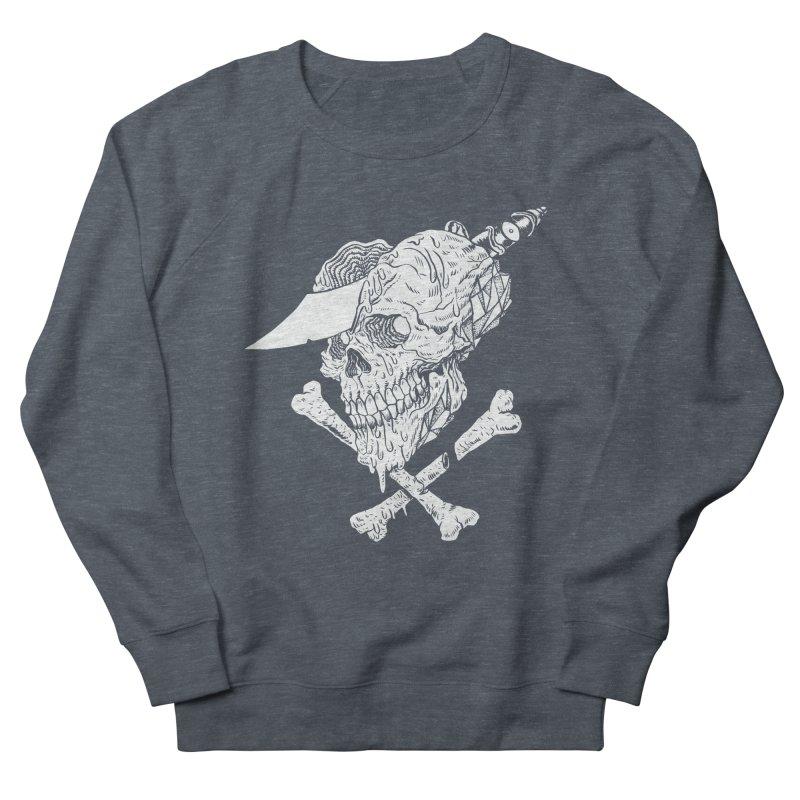 HUESO Men's French Terry Sweatshirt by Alexis Ziritt