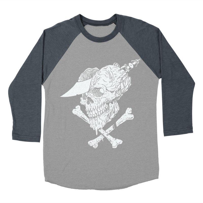 HUESO Women's Baseball Triblend T-Shirt by aziritt's Artist Shop