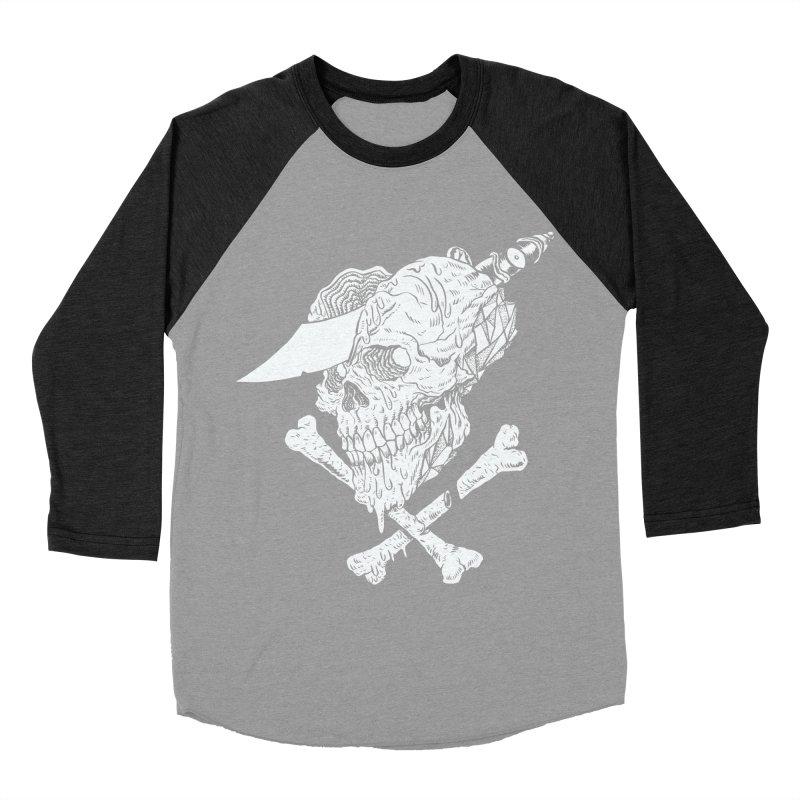 HUESO Men's Baseball Triblend T-Shirt by aziritt's Artist Shop