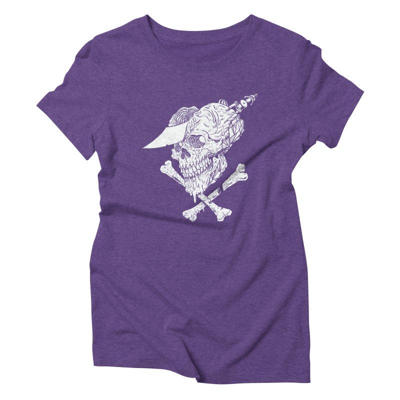 HUESO Women's Triblend T-Shirt by aziritt's Artist Shop