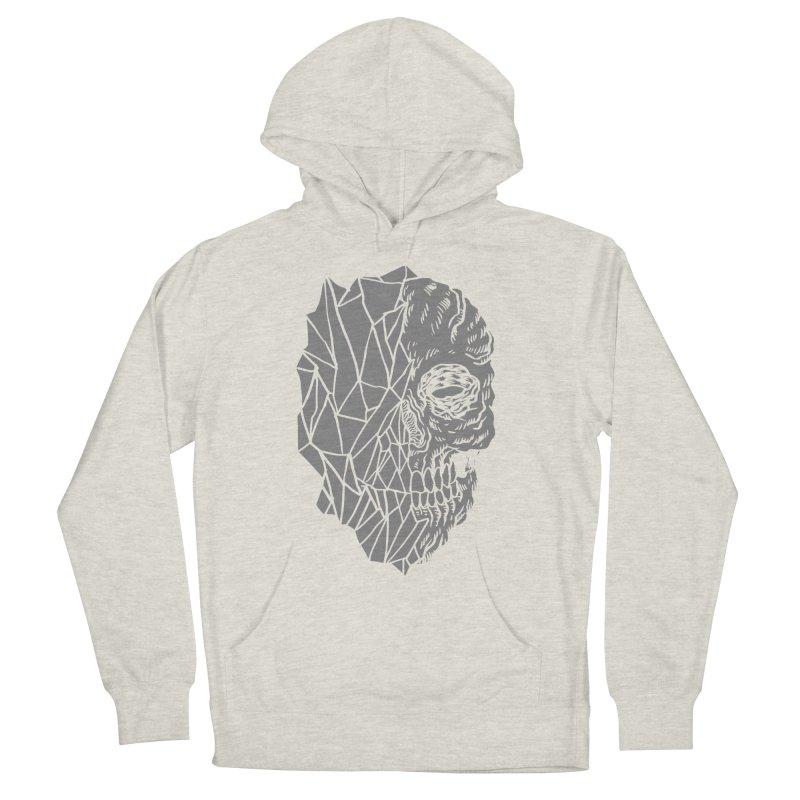 Crystal Skull Women's Pullover Hoody by Alexis Ziritt