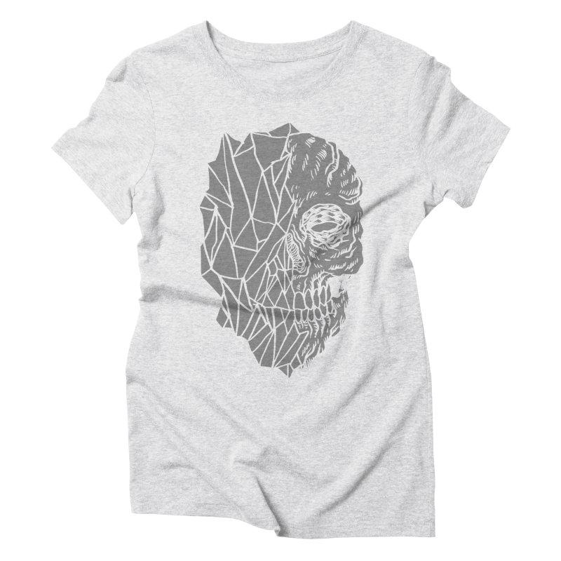 Crystal Skull Women's T-Shirt by Alexis Ziritt