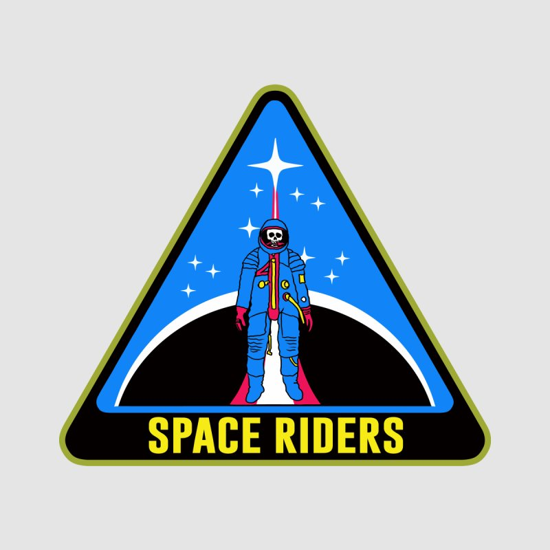 Space Riders (Logo) by aziritt's Artist Shop