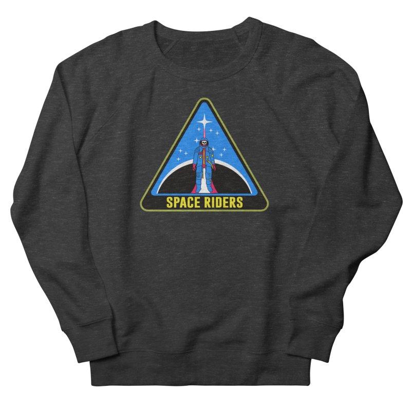 Space Riders (Logo) Men's Sweatshirt by aziritt's Artist Shop