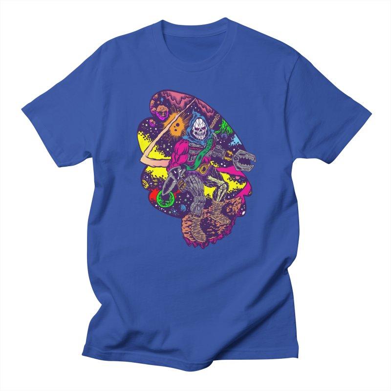 Space Wizard Men's T-Shirt by Alexis Ziritt