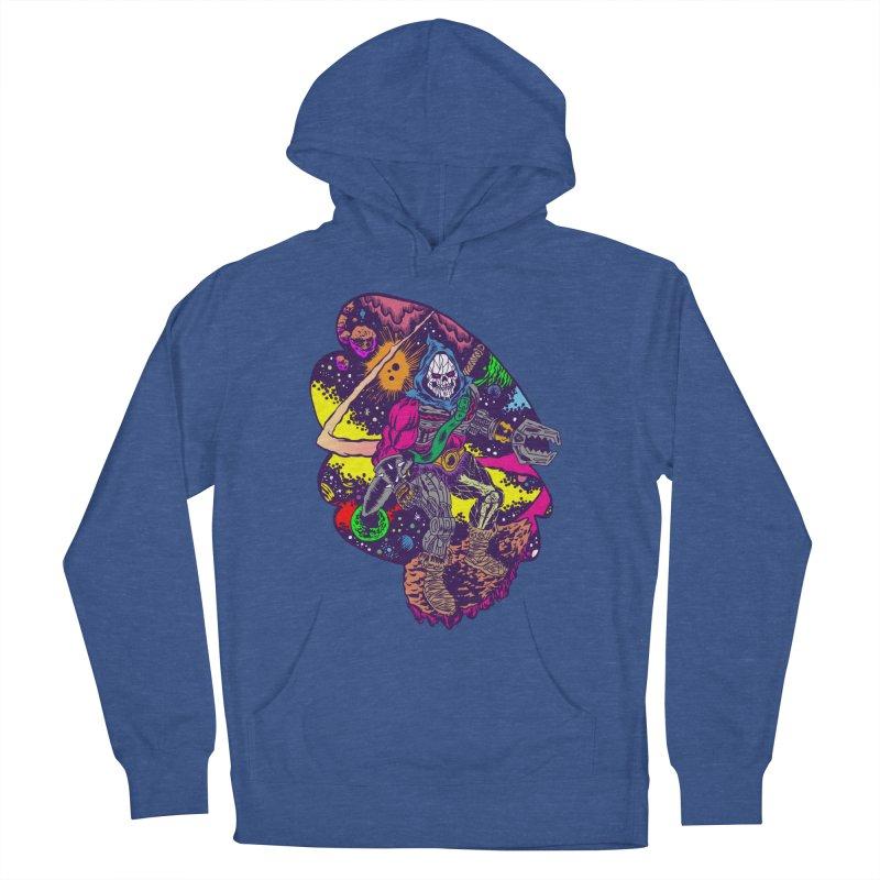 Space Wizard Women's Pullover Hoody by aziritt's Artist Shop