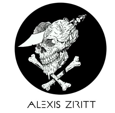 Alexis Ziritt Logo