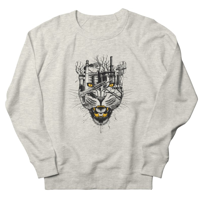 Our Nature Men's Sweatshirt by azrhon's Artist Shop