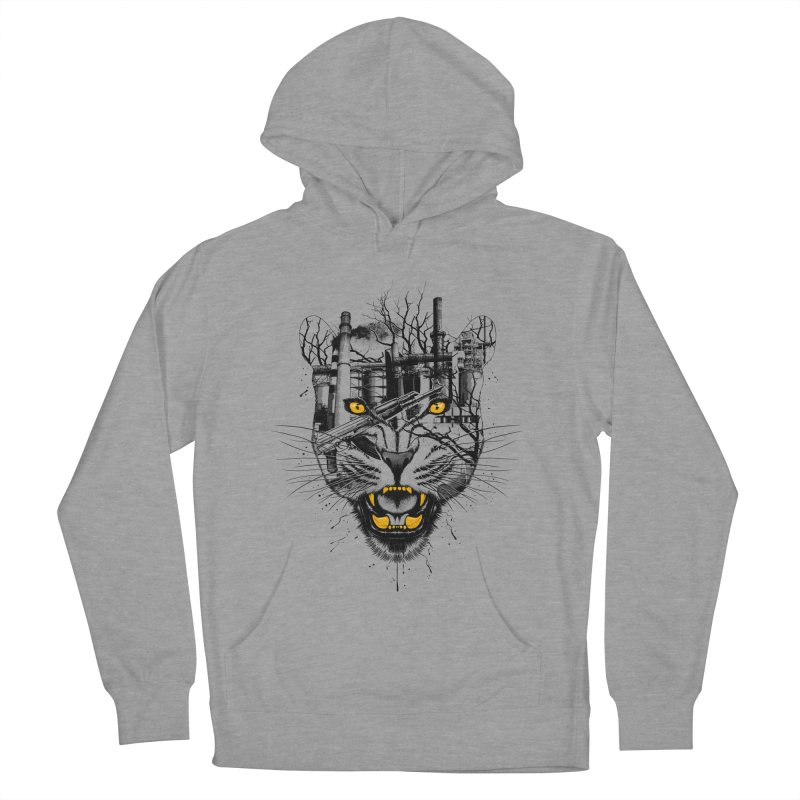 Our Nature Women's Pullover Hoody by azrhon's Artist Shop