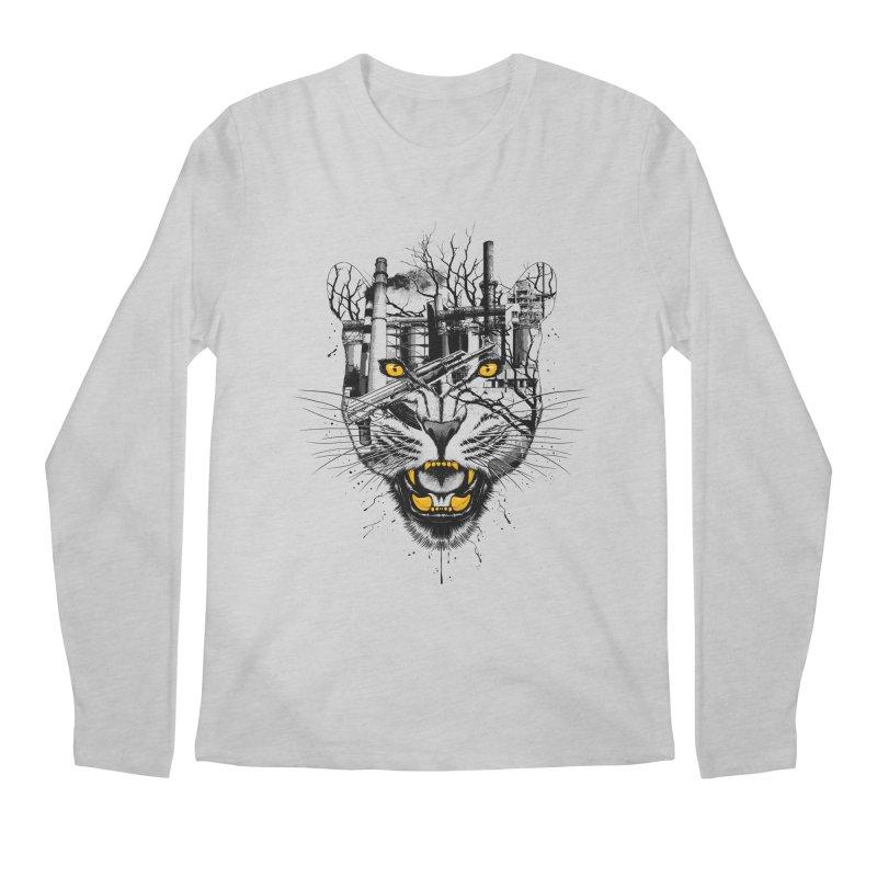 Our Nature Men's Longsleeve T-Shirt by azrhon's Artist Shop