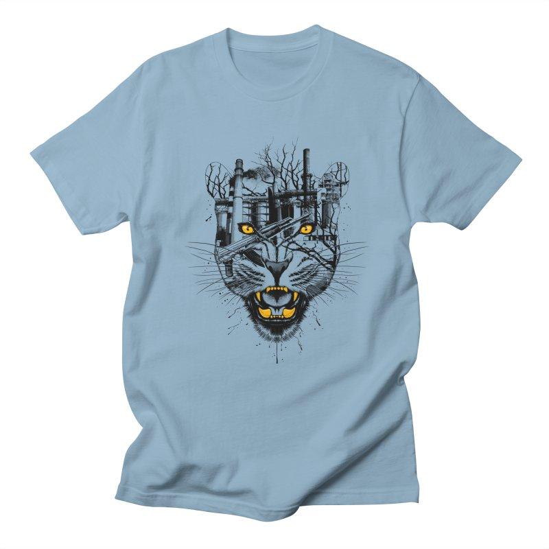 Our Nature Men's T-shirt by azrhon's Artist Shop