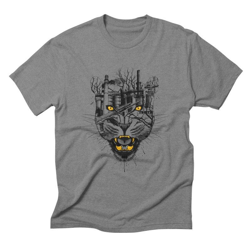 Our Nature Men's Triblend T-Shirt by azrhon's Artist Shop