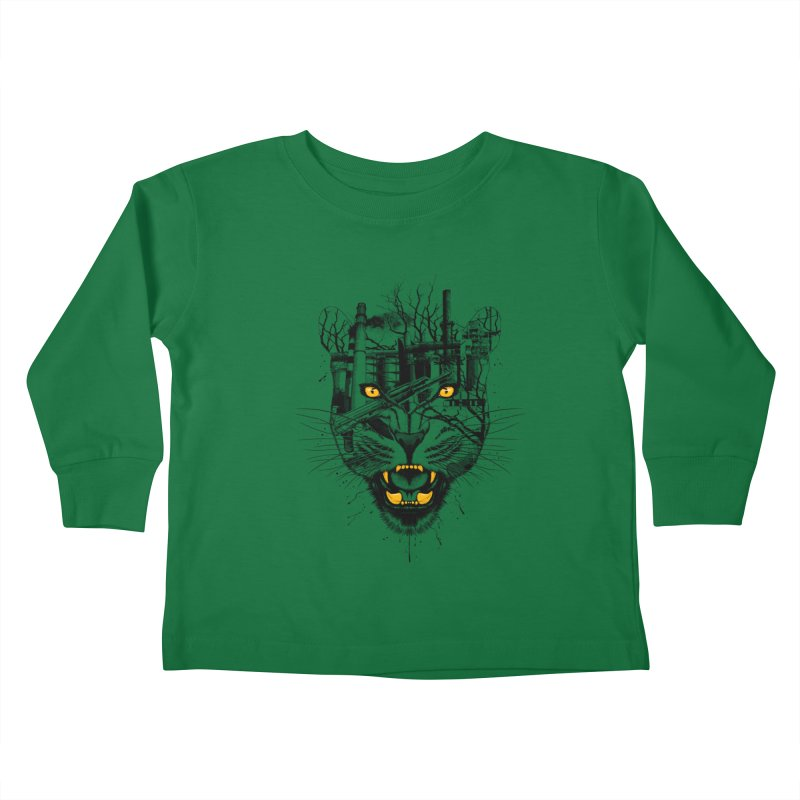Our Nature Kids Toddler Longsleeve T-Shirt by azrhon's Artist Shop