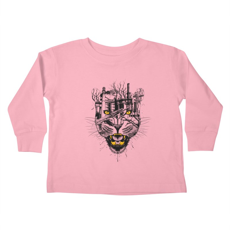 Our Nature Kids Toddler Longsleeve T-Shirt by azrhon's Artist Shop