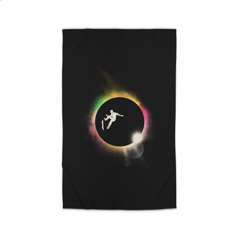 Skate Eclipse Home Rug by azrhon's Artist Shop
