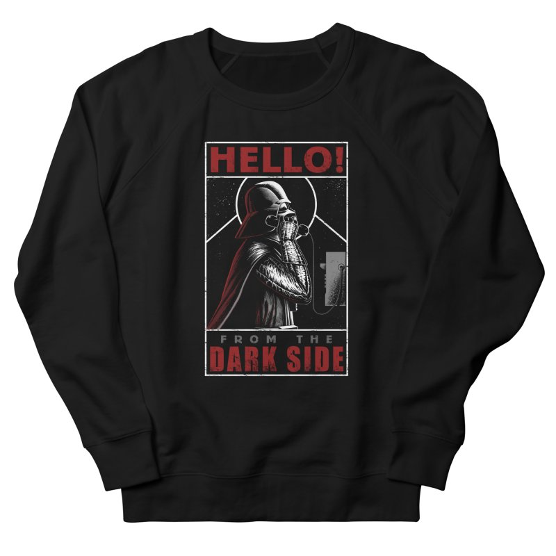 Hello! Women's Sweatshirt by azrhon's Artist Shop