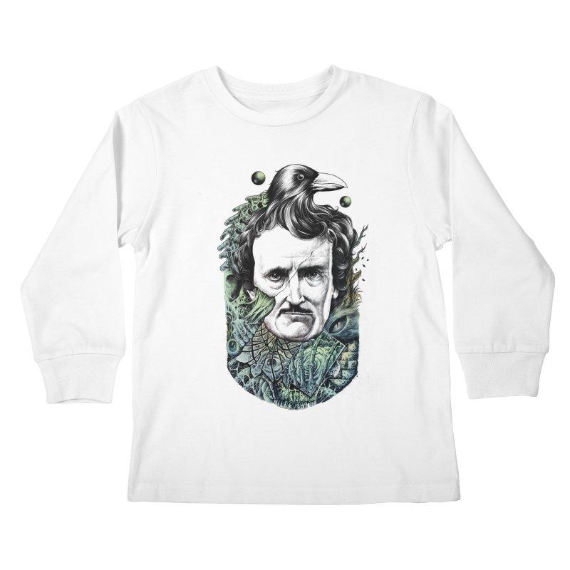 Edgar Allan Poe   by azrhon's Artist Shop