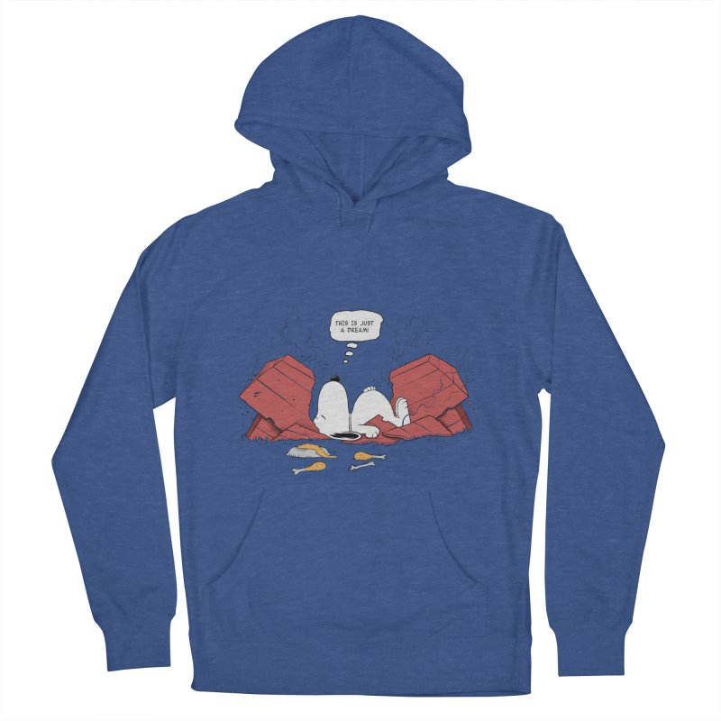 Dreaming! Women's Pullover Hoody by azrhon's Artist Shop