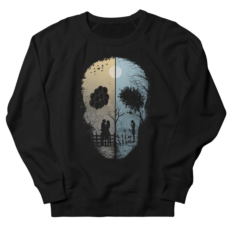 Skull Story Women's Sweatshirt by azrhon's Artist Shop