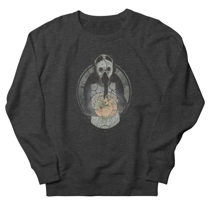 Hope Men's Sweatshirt by azrhon's Artist Shop