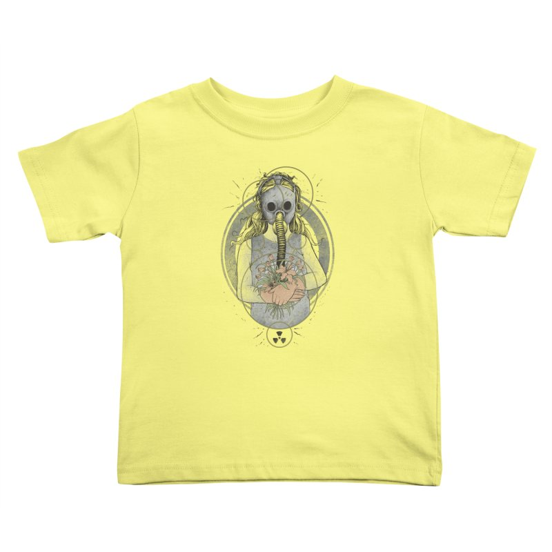 Hope Kids Toddler T-Shirt by azrhon's Artist Shop