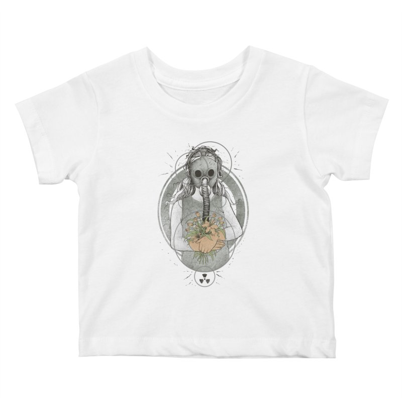 Hope Kids Baby T-Shirt by azrhon's Artist Shop