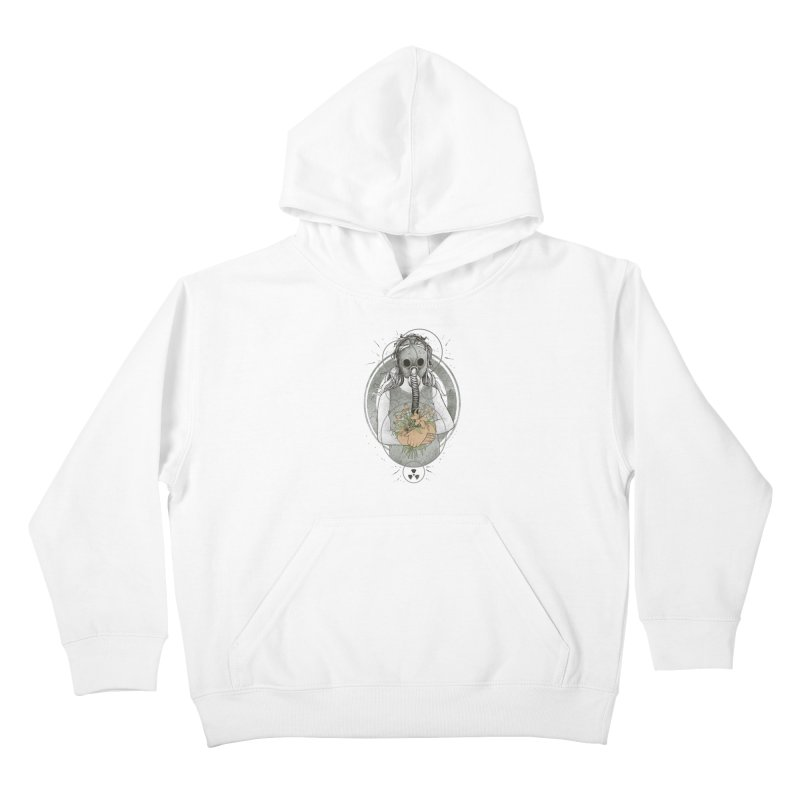 Hope Kids Pullover Hoody by azrhon's Artist Shop