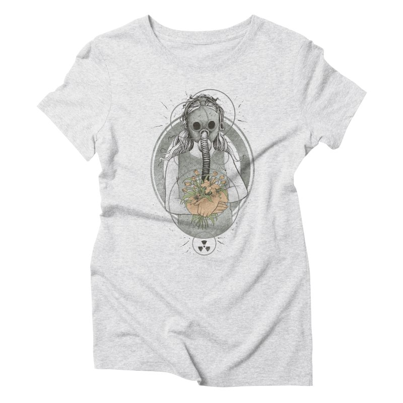 Hope Women's Triblend T-Shirt by azrhon's Artist Shop