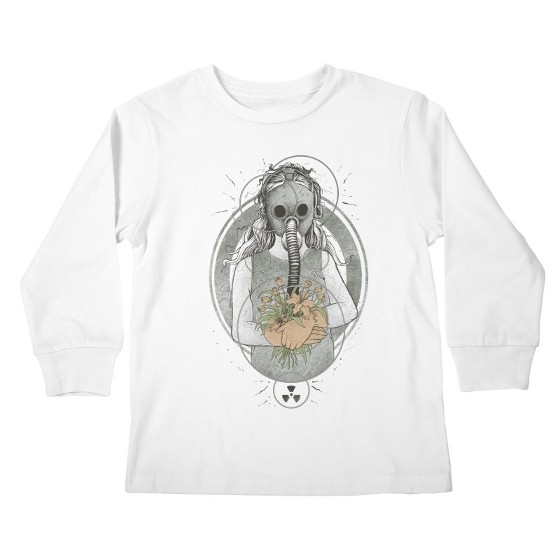 Hope Kids Longsleeve T-Shirt by azrhon's Artist Shop
