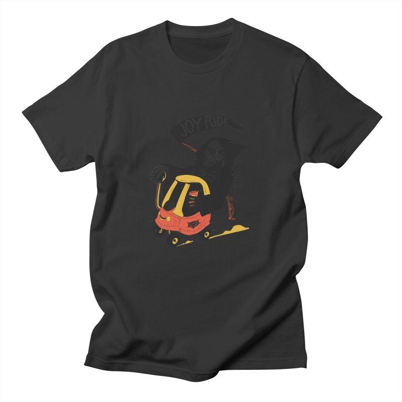 Joy Ride Women's Unisex T-Shirt by azrhon's Artist Shop