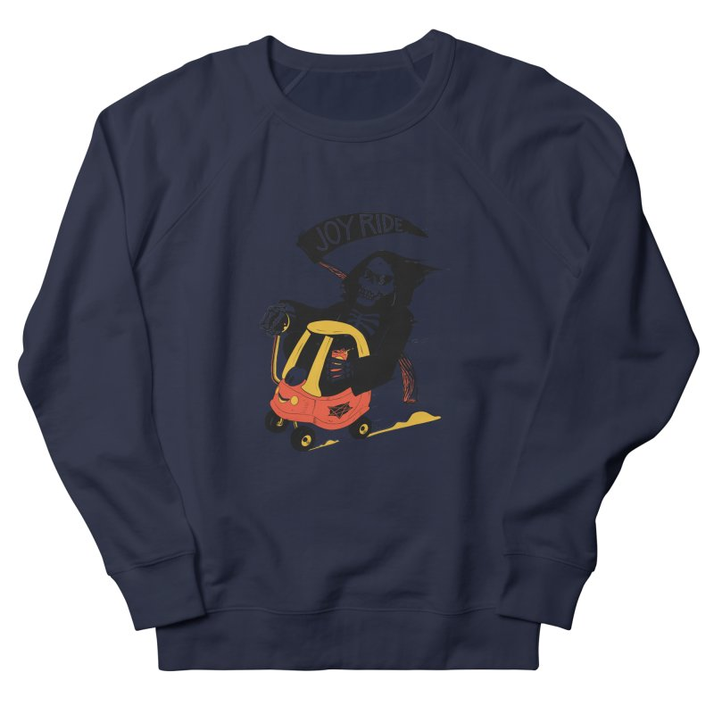 Joy Ride Women's Sweatshirt by azrhon's Artist Shop