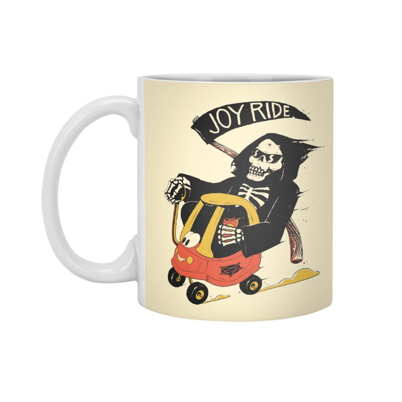 Joy Ride Accessories Mug by azrhon's Artist Shop