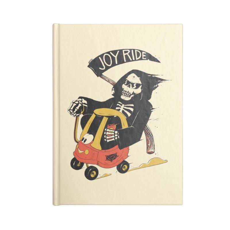 Joy Ride Accessories Notebook by azrhon's Artist Shop