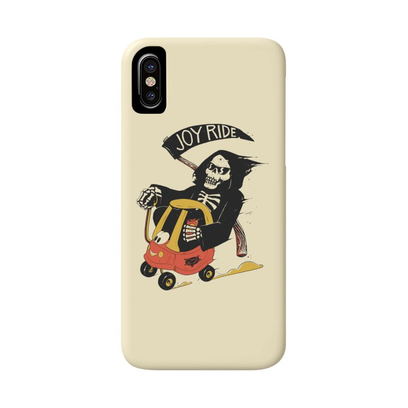 Joy Ride Accessories Phone Case by azrhon's Artist Shop