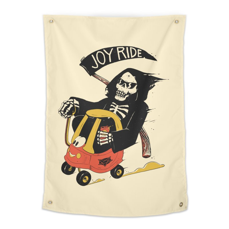 Joy Ride Home Tapestry by azrhon's Artist Shop