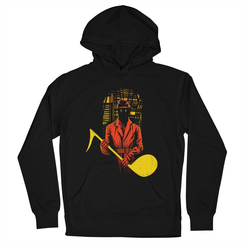 The Shadow Women's Pullover Hoody by azrhon's Artist Shop