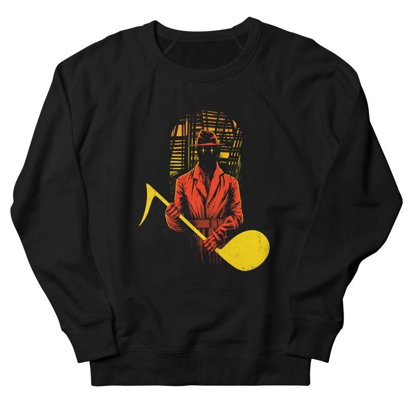 The Shadow Men's Sweatshirt by azrhon's Artist Shop